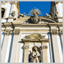 Budapest Batthyány tér Szent Anna Templom