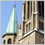 Budapest Kármelhegyi Boldogasszony templom