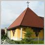 Budapest - Káposztásmegyer Szentháromság Templom