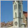 Magyarok Nagyasszony templom - Keszthely